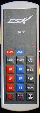 ESK remote controller