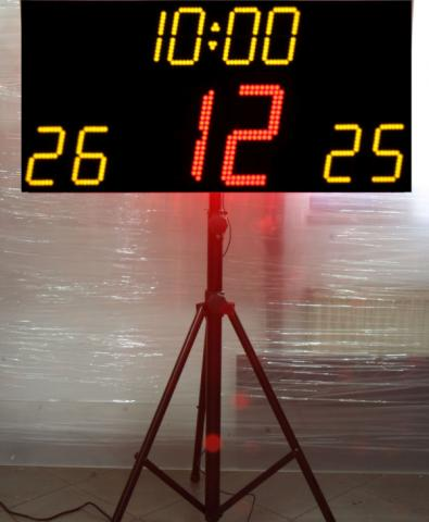 ESK33BP 3x3 basketball scoreboard